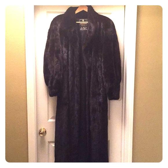 The American Fur Awards - American Ultra Jackets & Blazers - Mink Coat